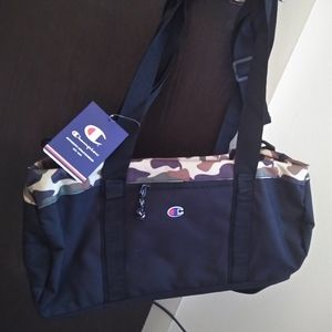 Champion Camo duffel Bag